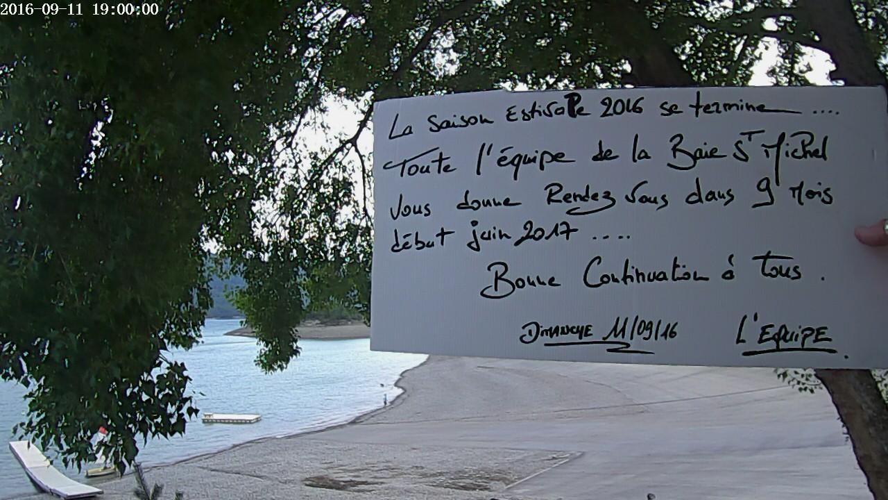 WebCam baie St-Michel